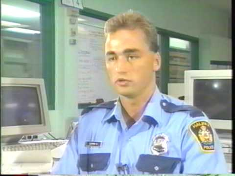 """Halifax Police Recruitment Video 1992 """"Why Not You?"""""""