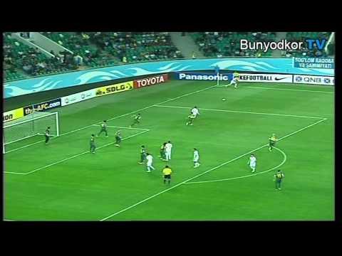 """ACL-2015 Group """"A"""". Game week 5 Bunyodkor (UZB) - Al Nassr (KSA) 0:1 MATCH REVIEW"""