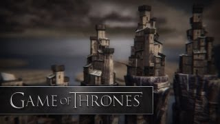 Game of Thrones: Season 2 - Stark Children Beatboxing Game of Thrones Theme Song (HBO)