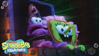 😱 The Scare Song 😱 'The Legend of Boo-kini Bottom' Halloween Special 🎃 | SpongeBob SquarePants