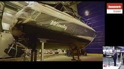 VENEMESTARIN TELAKKA: Veneen pohjan kunnostus