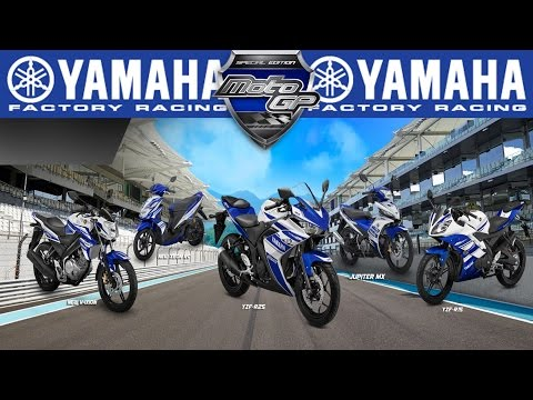 YAMAHA MOTO GP EDITION - New Vixion, New Xeon RC, YZF R25