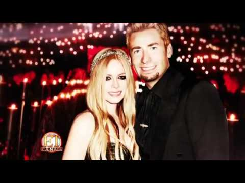 Avril Lavigne and Chad Kroeger wedding photos in Hello! Canada - ET Canada