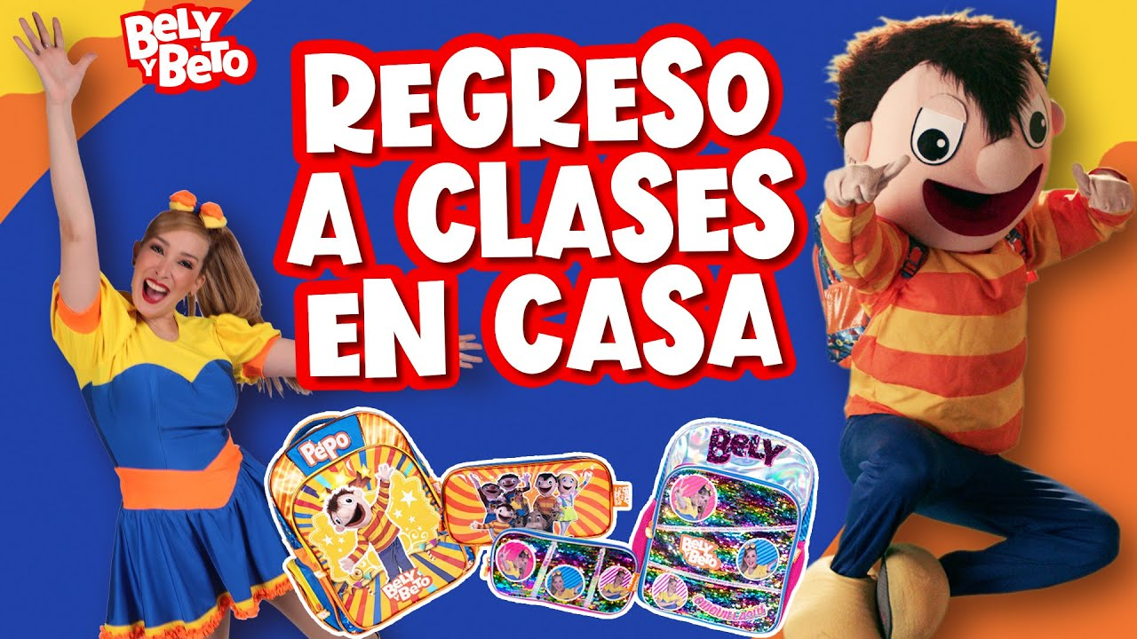 Download Regreso a Clases en Casa - Bely y Beto