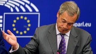 نايجل فاراج يصرح أنه سيغادر البرلمان الأوروبي دون أي أسف    6-7-2016