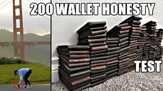 200 dropped wallets- the 20 MOST and LEAST HONEST cities thumbnail