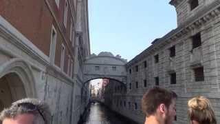 Венеция. Мост Вздохов...