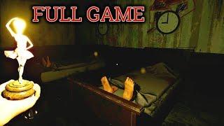 Insomnis - Gameplay Walkthrough (New Short Horror Game 2018) Full Game