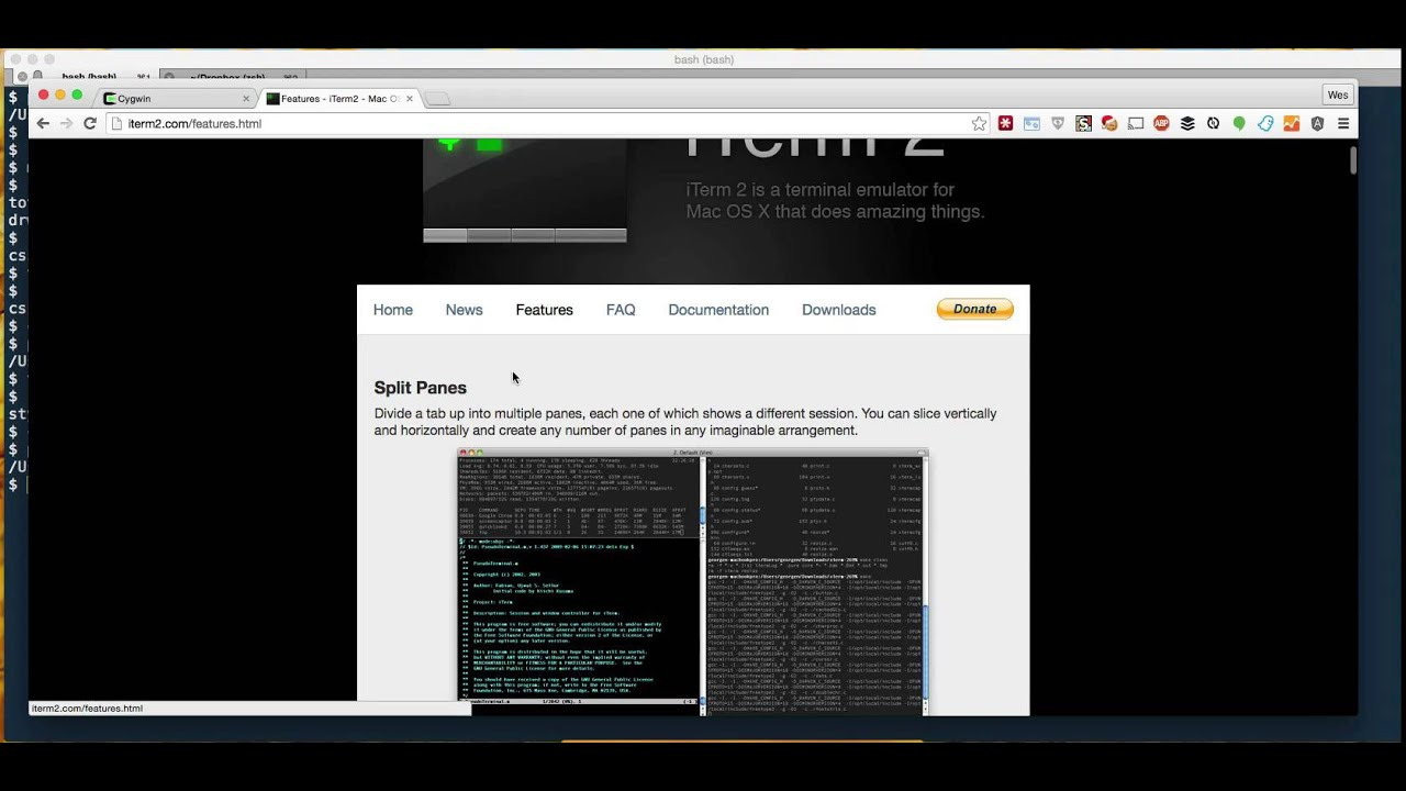 Installing iTerm or Cygwin - Command Line Power User (3/11)