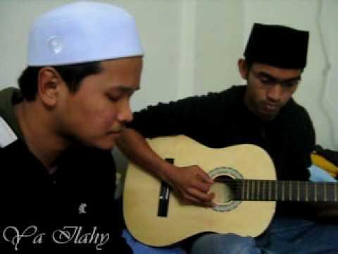 "ya ilahy / ( Hallelujah) ""My God"" - muhammad al husayn (cover)"