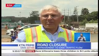 NOTICE: Part of Thika Super Highway to be closed