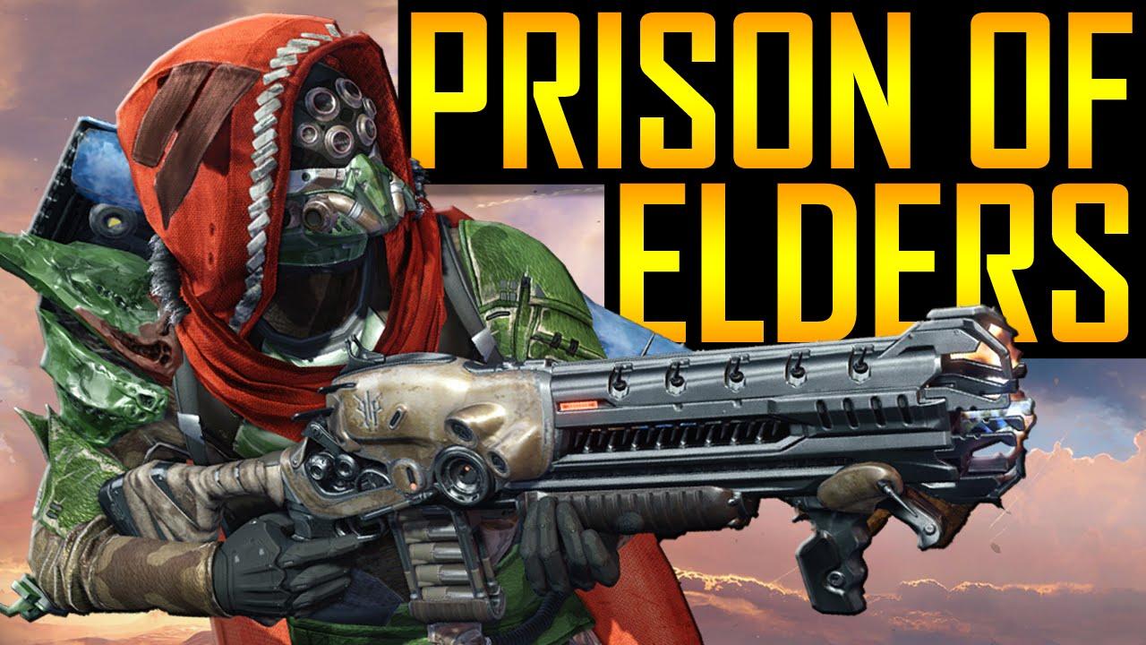 Destiny matchmaking prison of elders