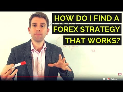 How to find a Forex Strategy that Works 🤔