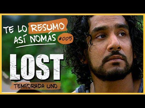 Te Lo Resumo Así Nomás #5 - Lost, Temporada 1