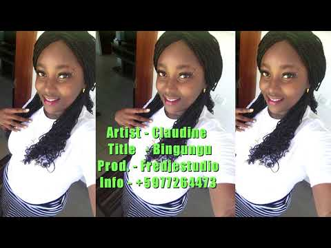 Claudine   Bingungu    ( BRND new 2018 )