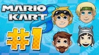 Mario Kart 8 - Battle Mode - Part 1