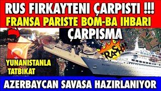 Download Lagu SON DAKİKA RUS FIRKAYTENİ ÇARPIŞTI | AZERBAYCAN HAZIRLANIYOR mp3