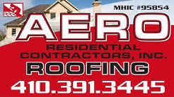 Local Roofing Contractor | Baltimore MD | Aero Residential Contractors