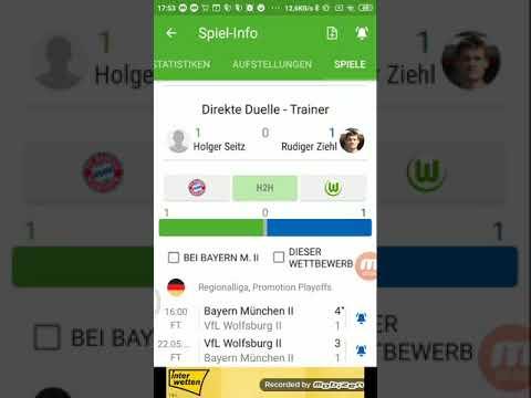 Spiel Wolfsburg Gegen Bayern