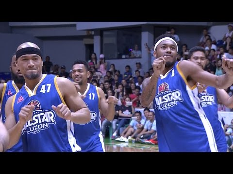 The Luzon All-Star Dance Showdown: All-Star Luzon | PBA All-Star 2017