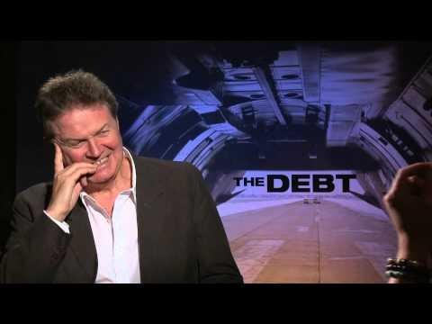 Director John Madden Interview for THE DEBT Mp3