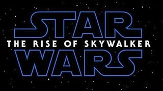 Star Wars Episode IX - The Rise of Skywalker IN-DEPTH Trailer Discussion and Theories