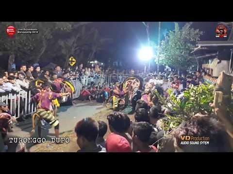 RONDO ANYARAN Lagu Jaranan Terbaru TURONGGO DUPO Live Kujonmanis Warujayeng 2018