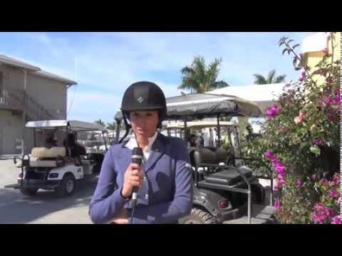 HorseJunkieMentary Episode 6 Maria Costa And Reno WEF Week 3