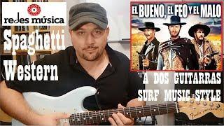 Aprende El bueno, el feo y el malo a dos guitarras