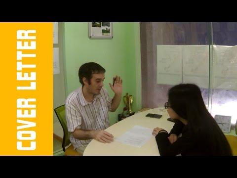 Как написать сопроводительное письмо (cover letter) на английском. Советы от носителя