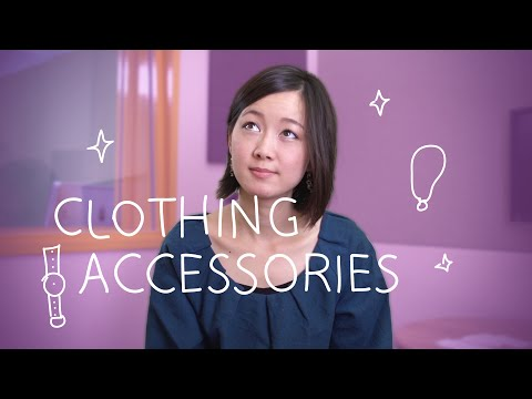 Weekly Japanese Words with Risa - Clothing Accessories (Việt Sub)