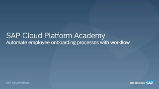 Welcome to the automating employee onboarding with workflow video series presented by allan van lelyveld. in our introductory we provide a quick overvi...
