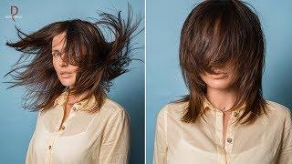 DEMETRIUS | VOLIUM TOP | Стрижка на длинные волосы, боб каре, пикси, техника стрижки Женская стрижка