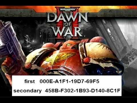 dawn of war 2 chaos rising cd key generator