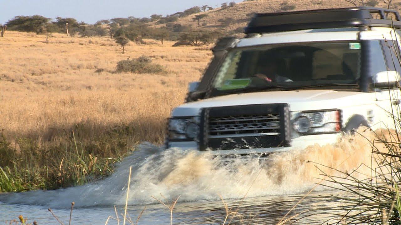 Land Rover on Safari L319 Discovery LR4 Rmakenya Lewa Wildlife