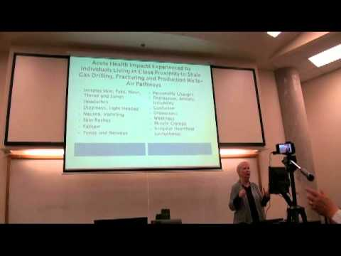 Human Health Impacts from Exposure to Shale Gas Plays