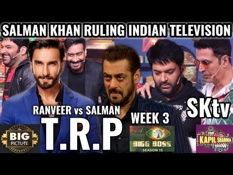 Download SALMAN KHAN vs RANVEER SINGH | BIGG BOSS 15 vs THE BIG PICTURE | T.R.P EPISODE | SK TV RULES