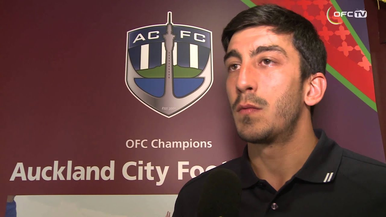 Auckland City Fc Name Club World Cup Squad