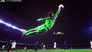 """The best saves and skills by german goalkeeper marc ter stegen for fc barcelona in 2018/19 season. enjoy! click """"show more"""" to see music more! ● ..."""
