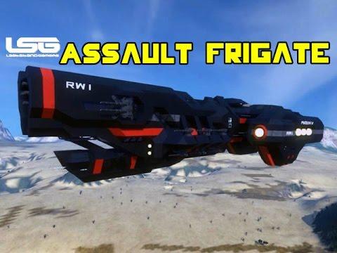 Space Engineers - Phoenix Assault Frigate
