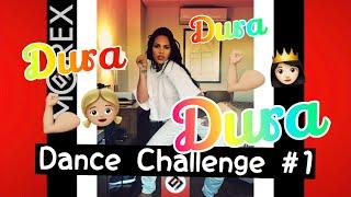 DURA - Daddy Yankee Dance Challenge #1 (#durachallenge) - [ Fanaticas ]