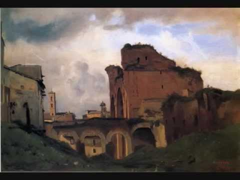 Corot in Italy: the genesis of the modern landscape painting