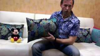Пошив декоративных  подушек. Декоративные подушки - студия  Виолетты Стафидовой