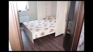 Шкаф кровать своими руками(Шкаф кровать своими руками. И мебель для комнаты., 2015-02-20T14:17:19.000Z)