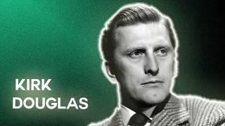 Kirk Douglas - Uma Lenda Viva do Cinema - 101 anos de Vida.
