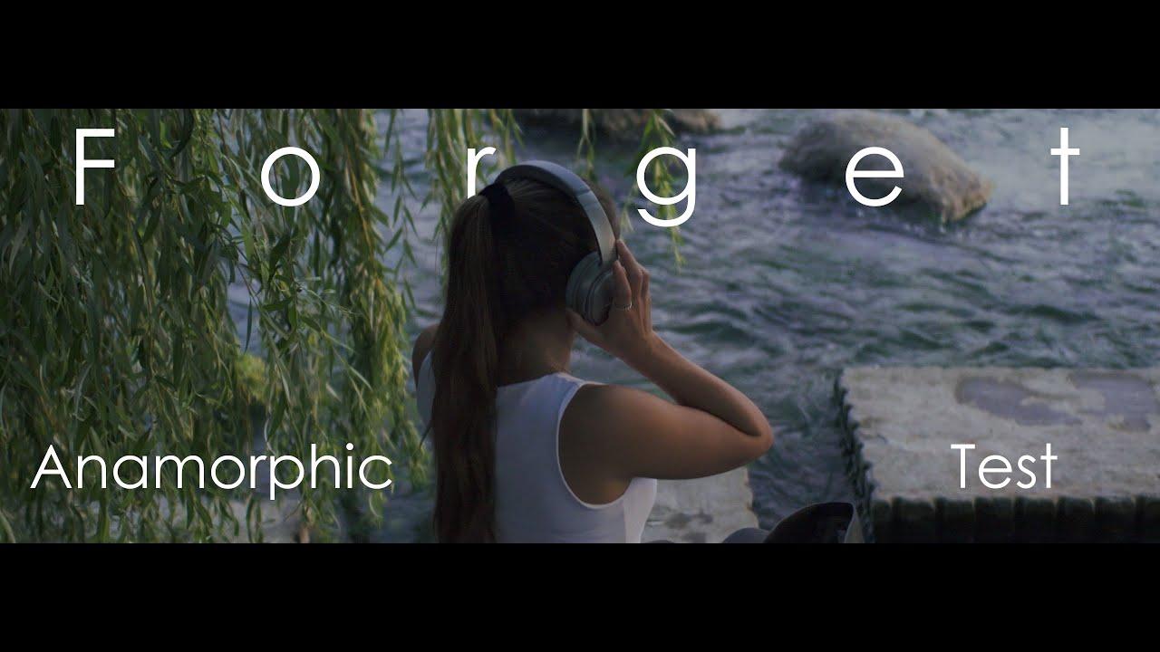 Forget... | Anamorphic Test in Zurich