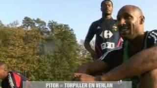 Le challenge Téléfoot De L'Equipe De France