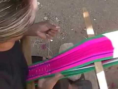 Tetelcingo, Morelos belt weaver