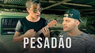 Baixar Pesadão - Iza part. Marcelo Falcão (Cover por Mariana e Mateus)