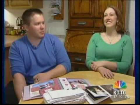 Match.com success couple met while he was serving in the military - April 5, 2009